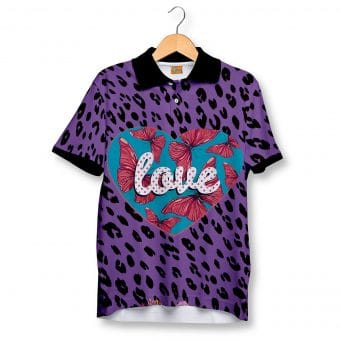 Revel Love Polo-Shirt for Women