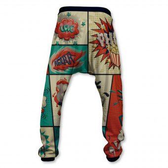 PoP! Baggy Pant Superrevel