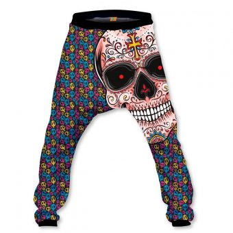 Mexican-Skull-baggy-pnt-back