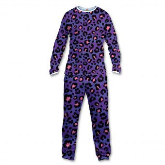 Blue Leo Pajama Superrevel