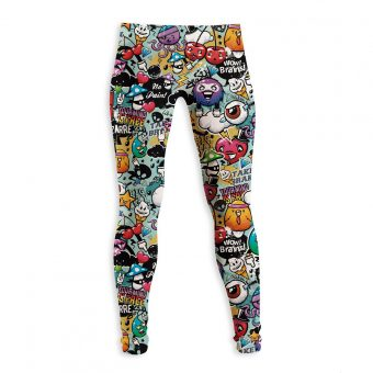 Brains-leggings superrevel