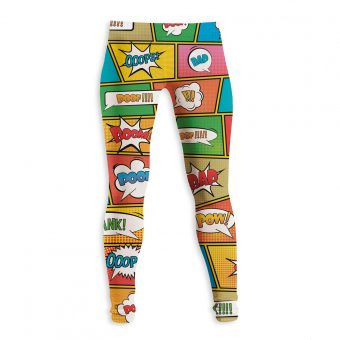 Comic Girl Legging