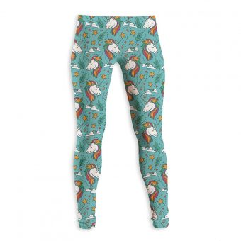 Unicorns Stars Legging