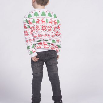 Santa Claus Hipster for kids