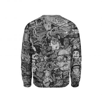 Fear and Loathing Mono Sweatshirt