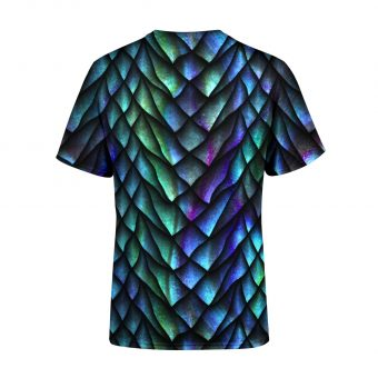 Dragon Scale T-Shirt