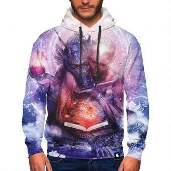 Perhaps-The-Dreams-Are-Of-Soulmates-Hoodie-Front-s