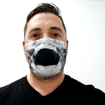 Face Mask Anti Dust Mouth