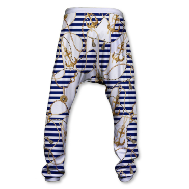 Sailor rooster Baggy Pant