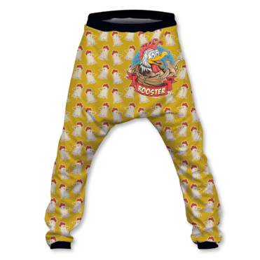 Rooster Baggy Pant
