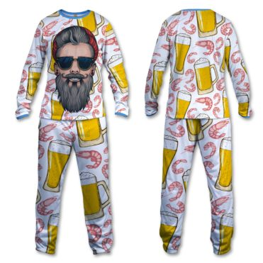 The Hipster and the Beer Pajama